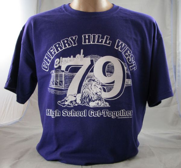 Cherry Hill West T-Shirts