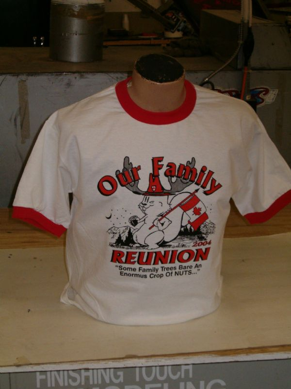 Our Family Reunion T-Shirt