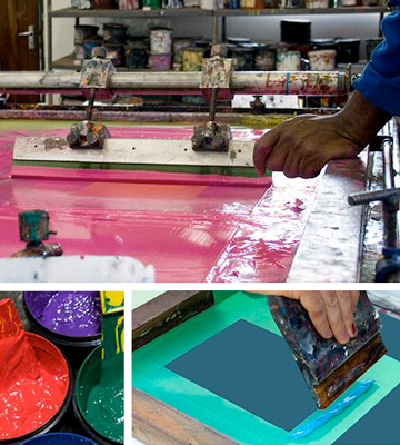 Specializing in Precision Flat Panel Part Screen Printing