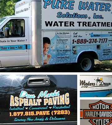Fleet & Vehicle Graphics