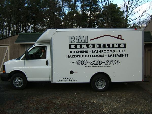 RMI Truck Graphics