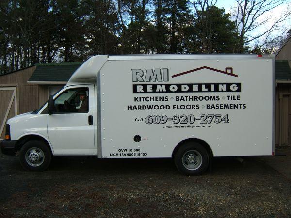 RMI Truck Graphics