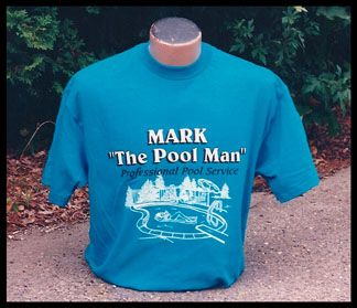 Mark The Pool Man T-Shirt