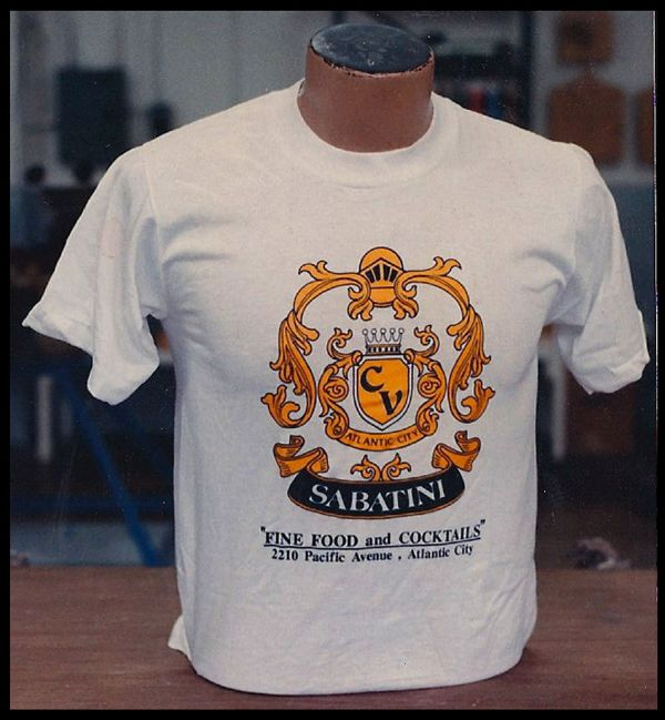 Sabatini T-Shirt