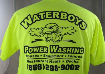 Waterboys Power Washing T-Shirt