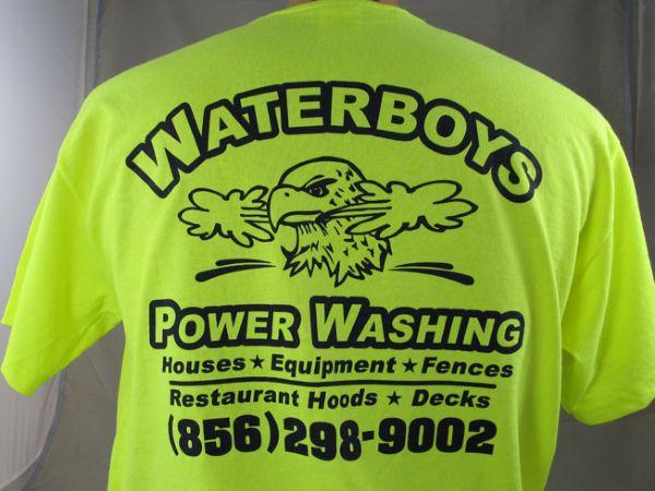 Waterboys Power Washing T-Shirt